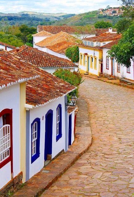 Tiradentes, MG, Brasil