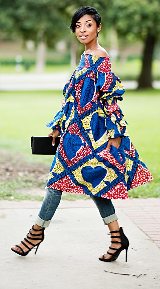 Modele De Pagne Wax Ivoirien