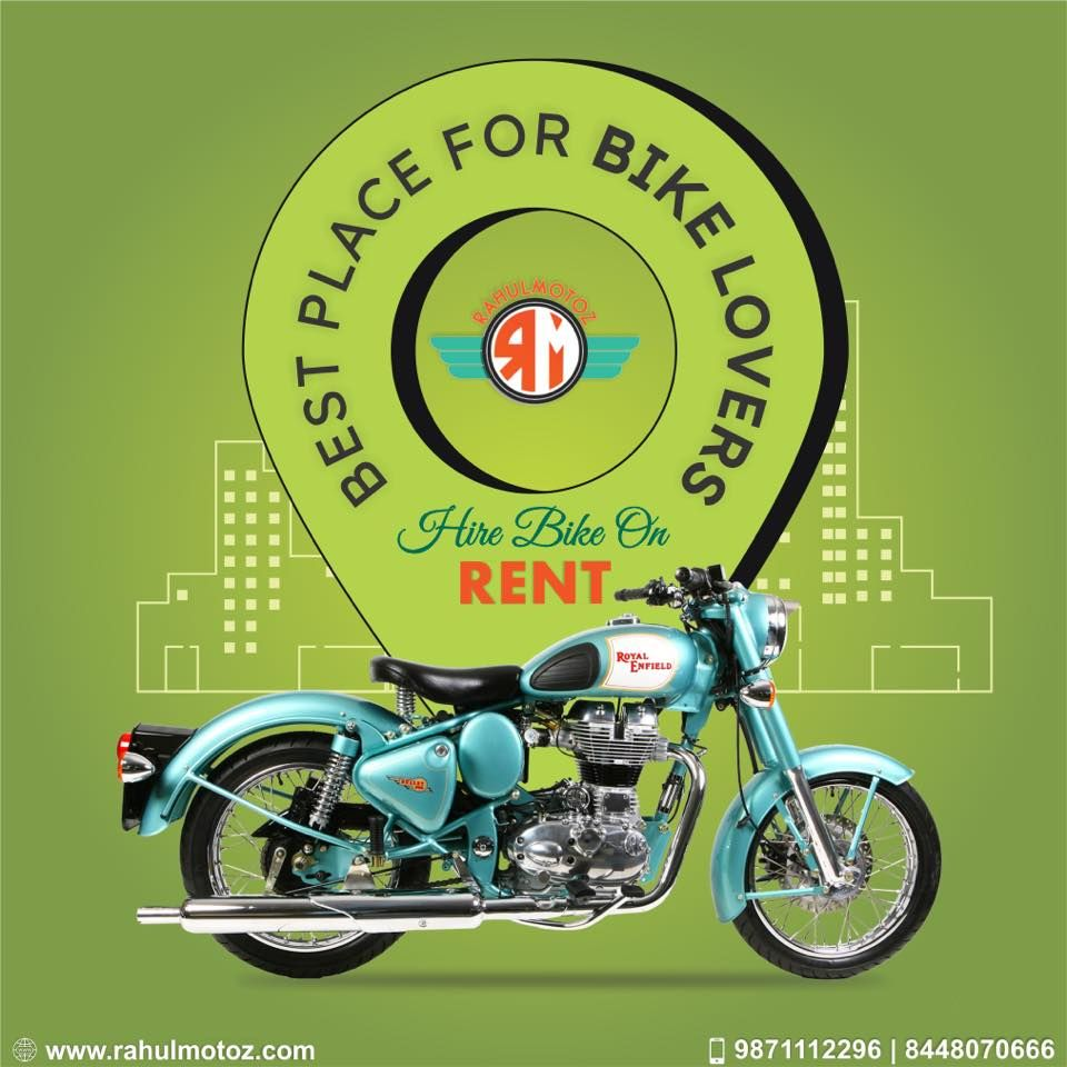 Rahul Motoz Is Undoubtedly A Heaven For Bike Lovers Hire Your