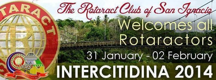 Rotaract Hosts Intercitidina 2014