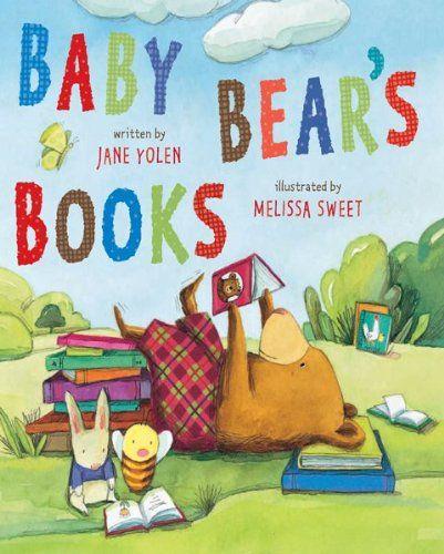 Bestseller Books Online Baby Bear's Books Jane Yolen $12  - http://www.ebooknetworking.net/books_detail-0152052909.html