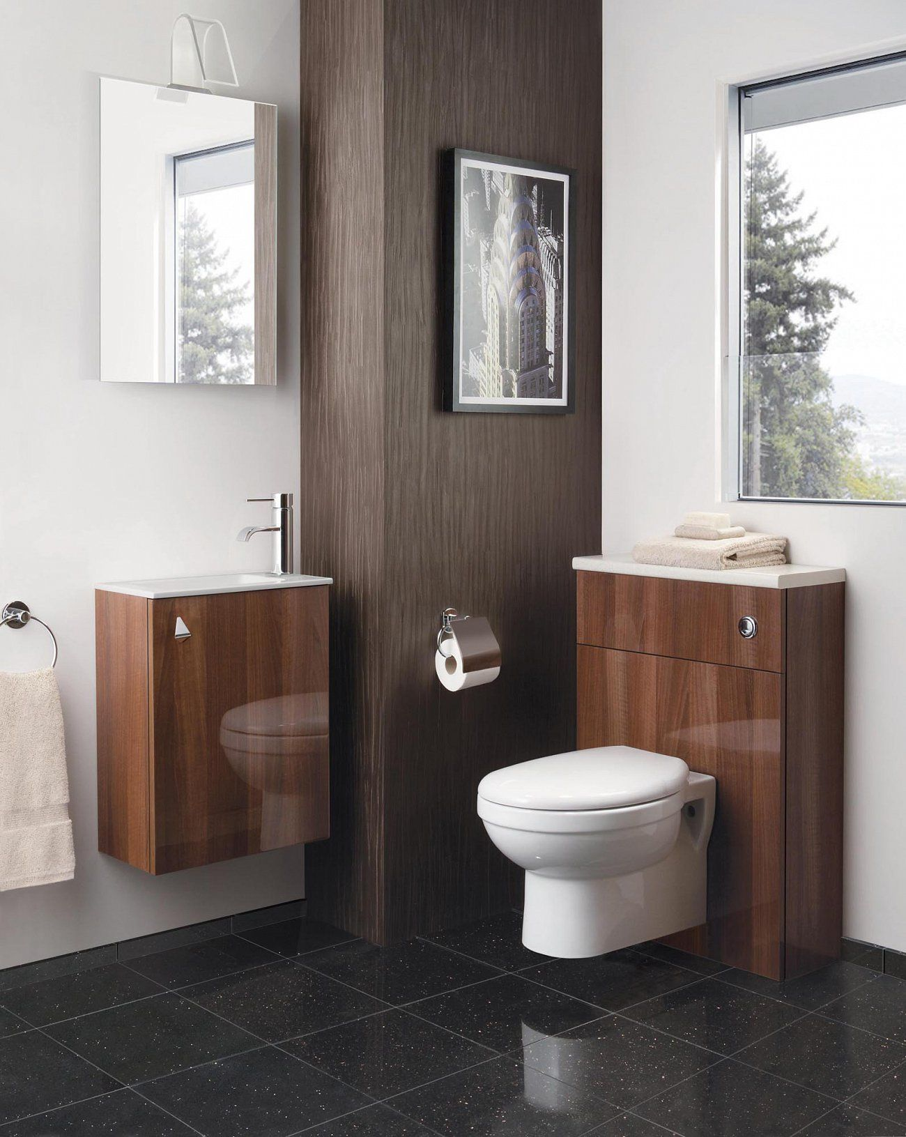 EnSuites Design Gallery Town Kitchens Fitted bathroom
