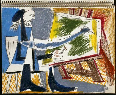 le-peintre-picasso