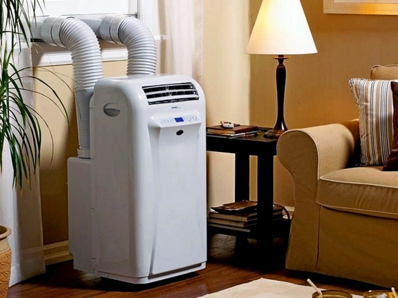 Portable Air Conditioner Area
