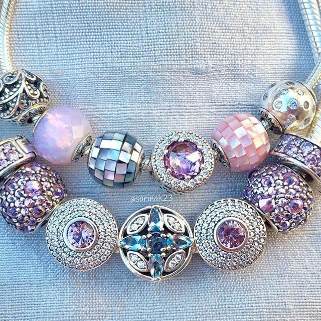 Every charm has a meaning. Every bracelet has a story ...