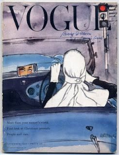 Chic & Classy: Vintage Vogue Covers