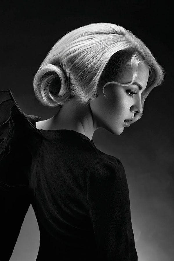Diliana Florentin摄影作... Portrait Glamour Photos beauté