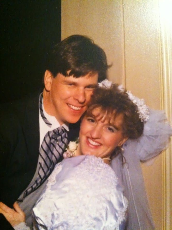 Running For My Life!: A Few Thoughts On Longevity in Marriage on our 24th Wedding Anniversary