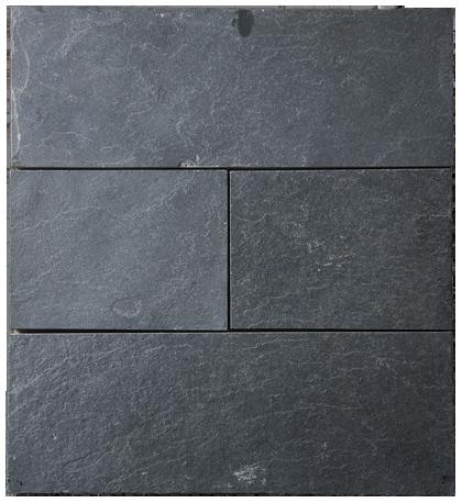 L 053x pizarra negra textura natural 60x30x1 cm pizarra - Piso de pizarra ...