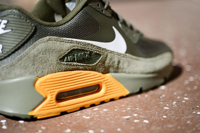 "Nike Air Max 90 Hyperfuse PRM ""Cargo Khaki"" (New Images) (1"