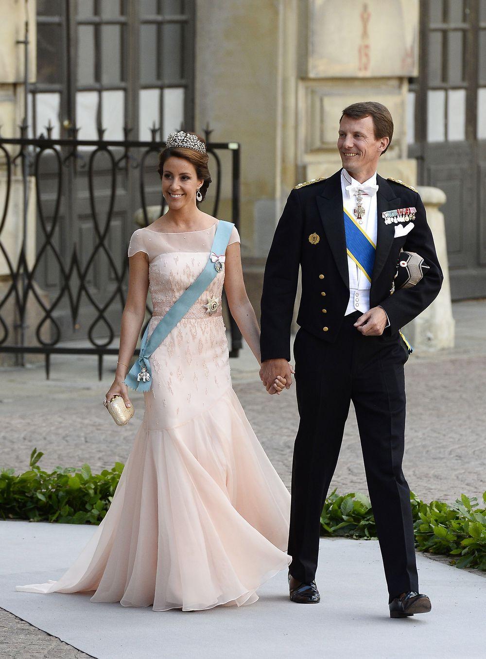 Marie van Denemarken in gala
