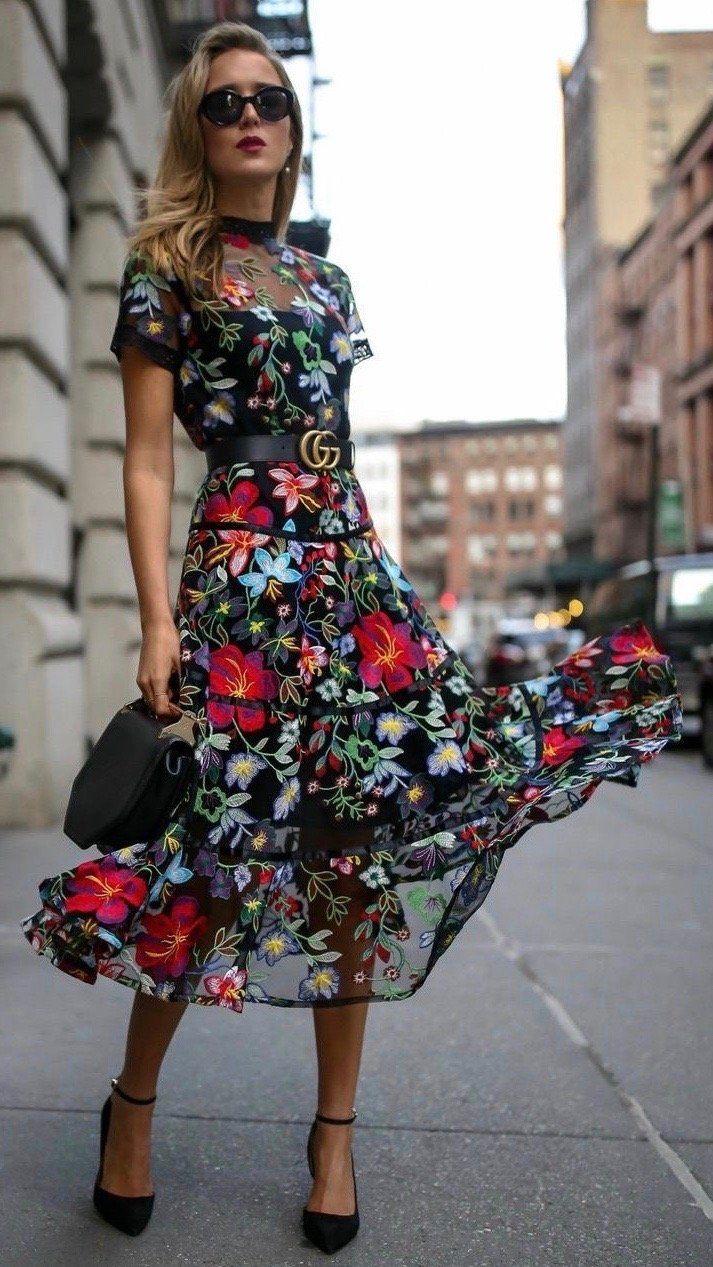 Photo of Gypsy Orient Dress