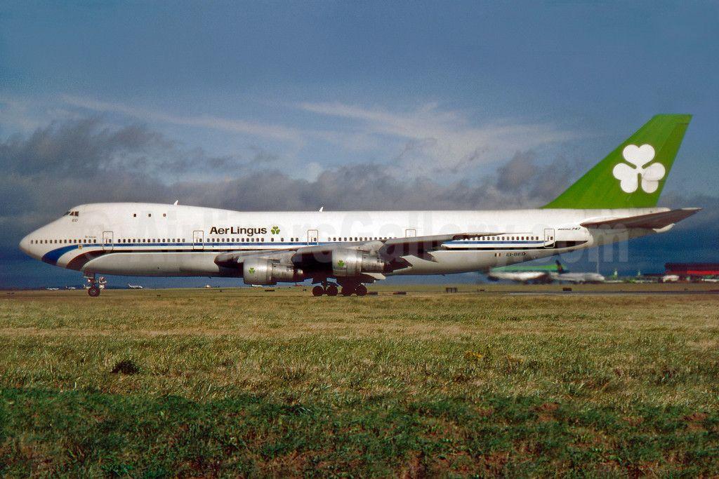 Aer Lingus Lan Chile Hybrid Livery Boeing 747 747 Jumbo Jet