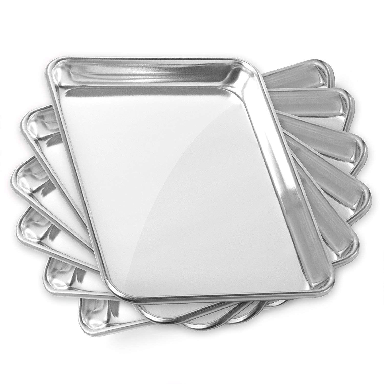 Gridmann 9 x 13 commercial grade aluminum cookie sheet