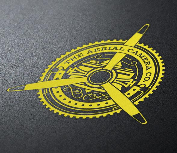 The Aerial Camera Co. #Logo #Branding