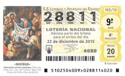Pin De Rogelio Gorris Cuenca En Proyectos Que Intentar Lotería Lotería Nacional Sorteo