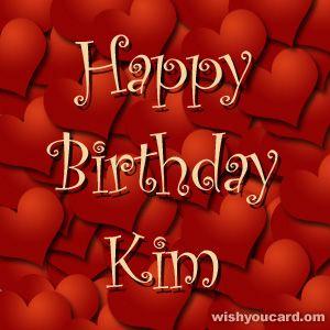 Happy Birthday Kim Wishing U The Best 21st Birthday Now We Can
