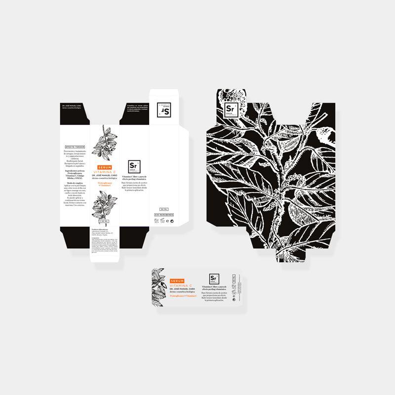Packaging para el consultorio del Dr. José Manuel Caro