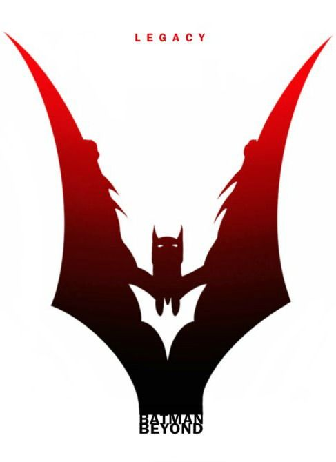 Legacy - Batman Beyond By Steve Garcia   Art: Minimalist ...