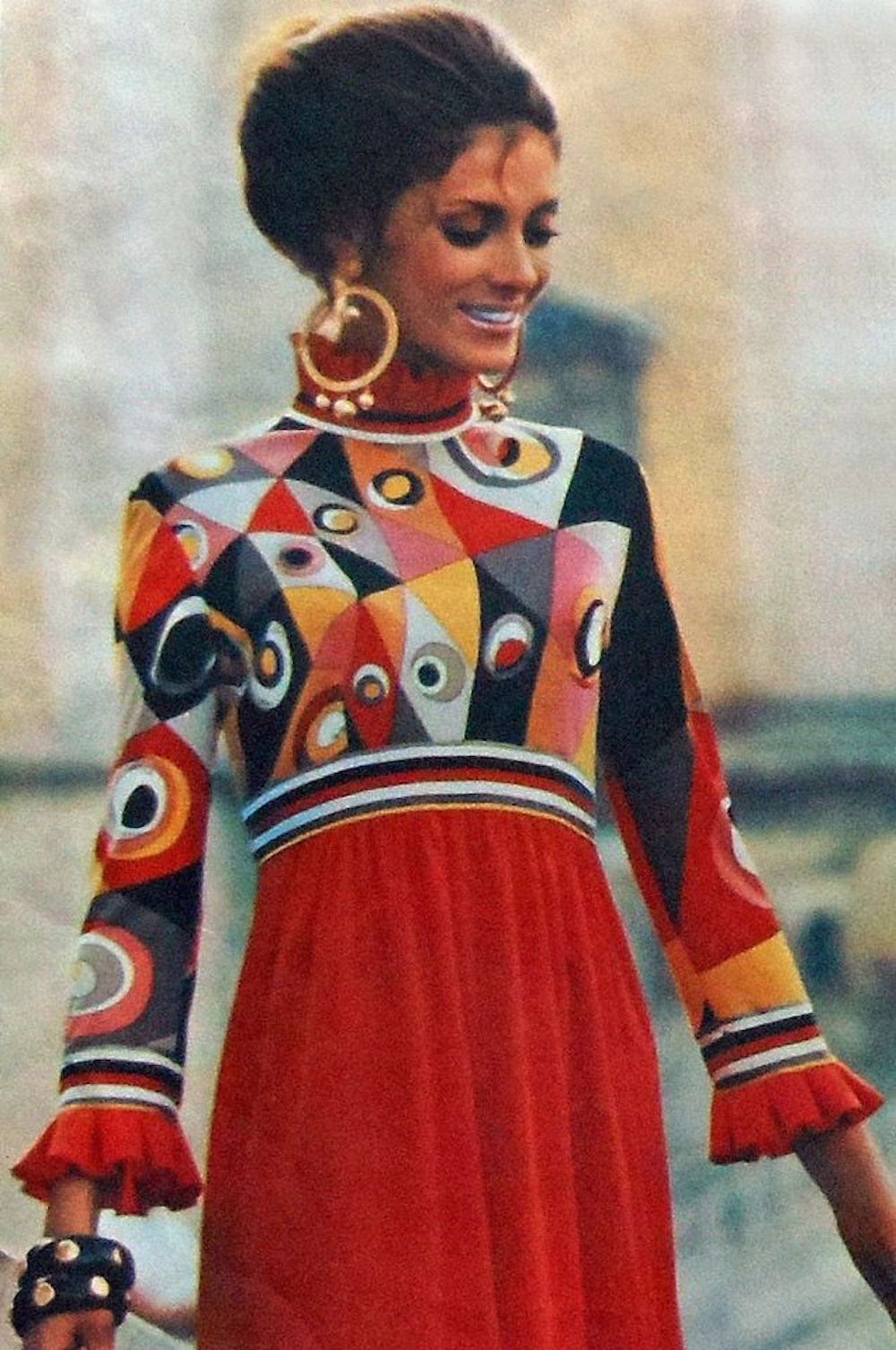 late 1960s fashion vintage omnipotens pinterest
