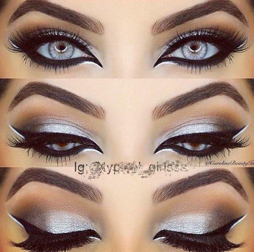 Smoky Silver Eye