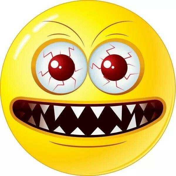 Resultado de imagem para emoji scary