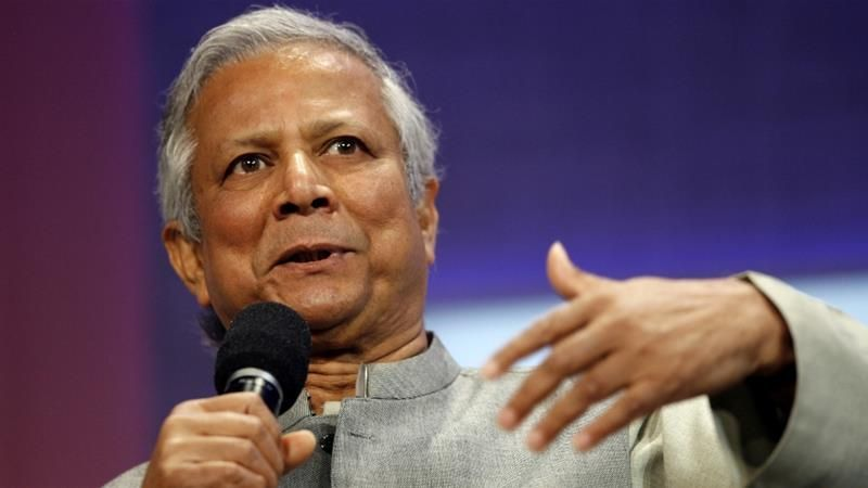 FICCI FLO presents 'No Going Back' an enlightening conversation with Nobel Laureate Prof. Muhammad Yunus on 6th July