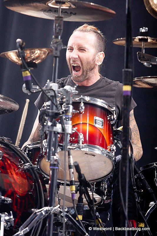 Shannon Larkin Pictures Famous Drummers With Images Shannon