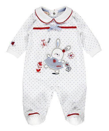 2a8e865d3 White Rabbit Peter Pan Collar Romper by Brums | mariela | Pijama ...