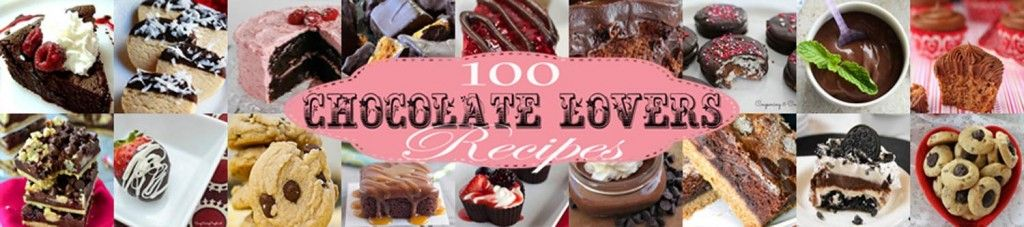 100 Chocolate Lovers Recipes - The Inspired Edge