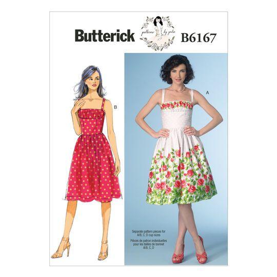 Butterick Pattern B6167 (14-16-18-20-22)
