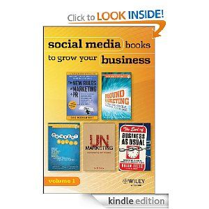 Social Media Reading Sampler: Book Excerpts by David Meerman Scott, Brian Halligan, Dharmesh Shah, Ann Handley, C.C. Chapman, Scott Stratten  Whether you want to start understanding and using social media to grow your business, or to take your existing social media efforts to the next level, our experts can show you how. We've gathered together excerpts from 5 of our leading social media marketing and PR books to help you engage with customers, build a loyal following, get found online, grow…