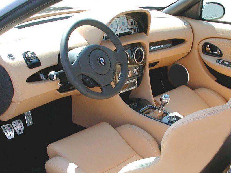 Panoz Esperante Gt Lm Interior Car Interior Car Car Interior