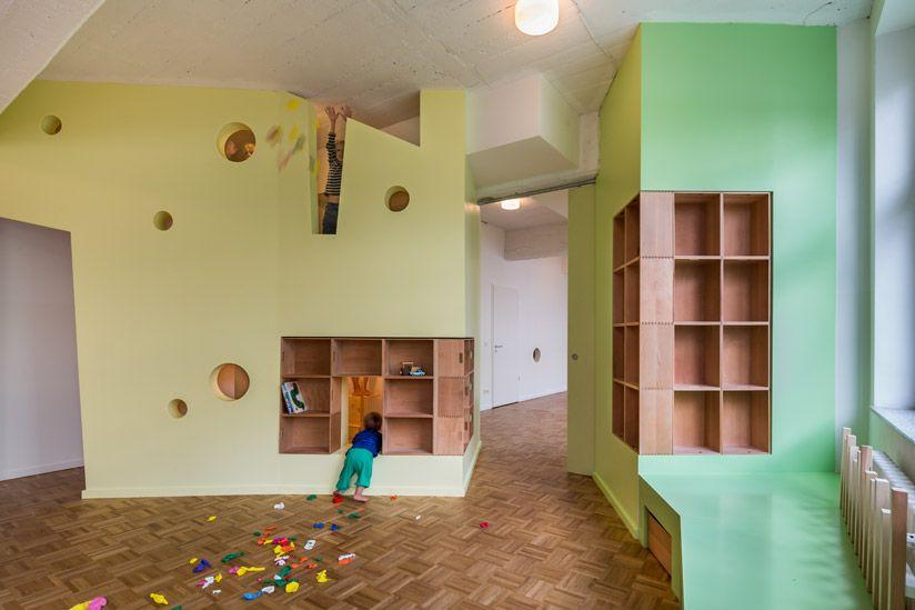 Kita Loftschloss - nach dem Umbau 31 Pinterest Kindergarten - design des projekts kinder zusammen