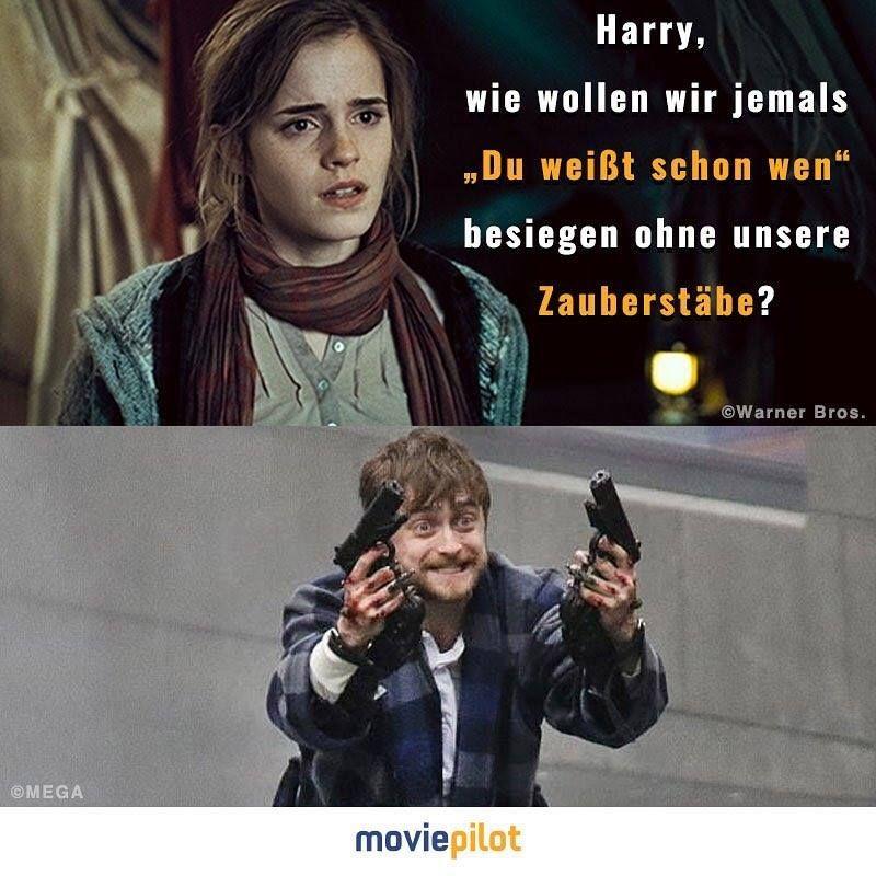 Harry Vs Voldemort Harry Potter Lustig Komodie Filme Gute Filme