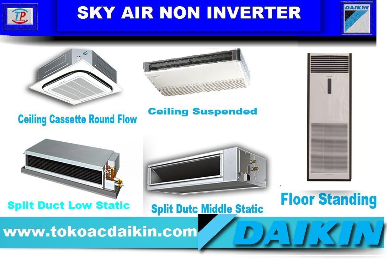 Sky Air Inverter Dan Non Inverter Dealer Resmi Ac Daikin Jakarta