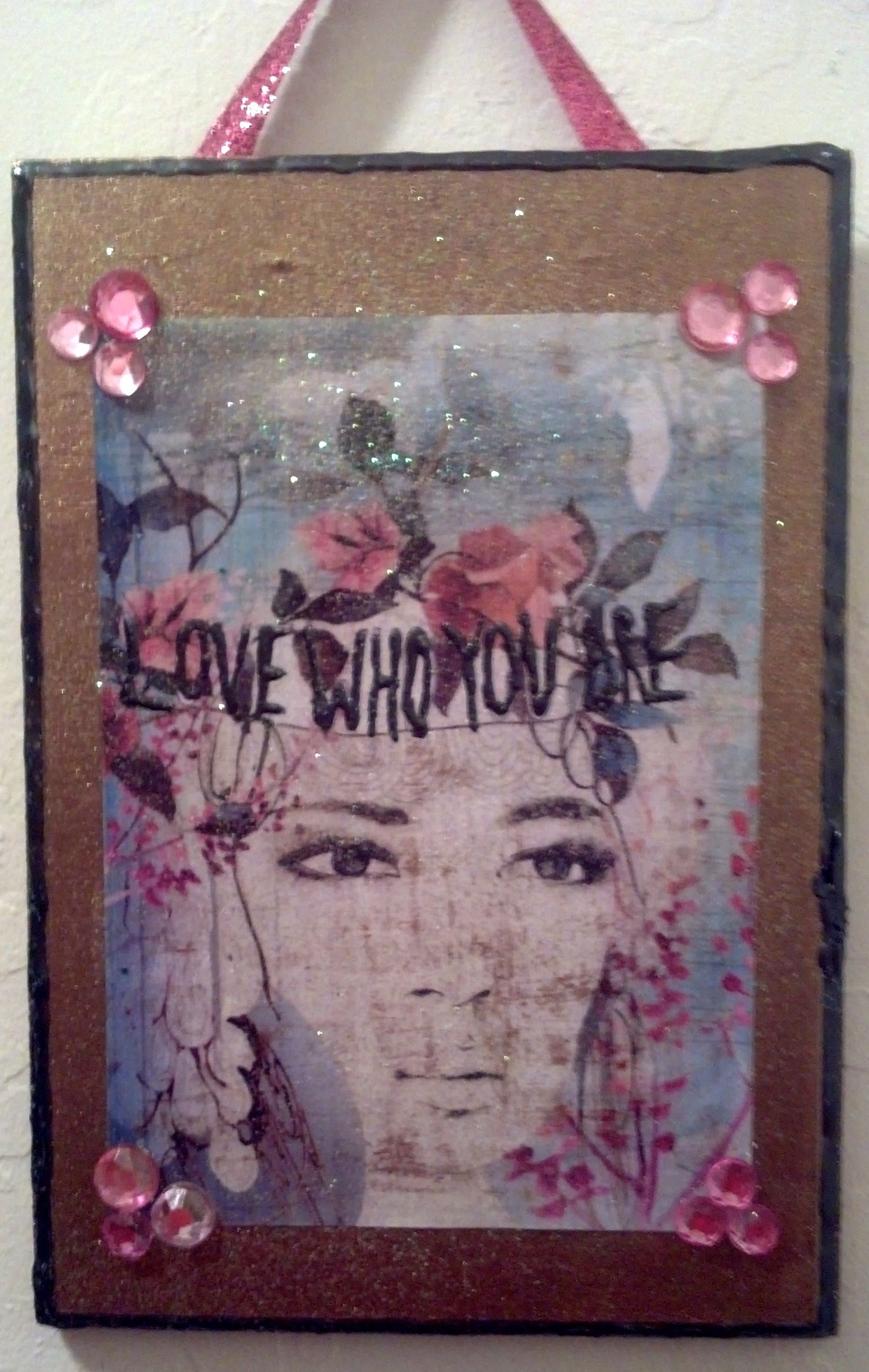 Pin by Christine Chase on Decoupage Wood Plaques