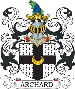 Archard Coat of Arms