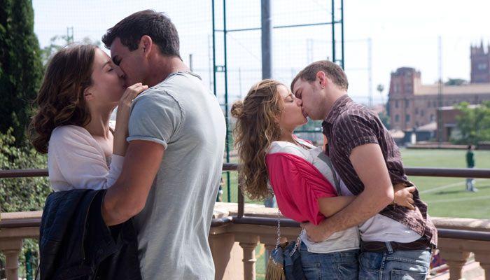 3 Metros Sobre El Cielo Globomedia Romantic Movies Movies Love Film