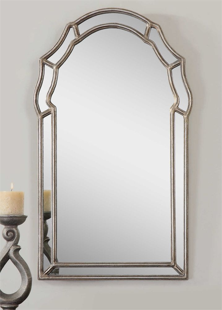 Pin By Luci Kelly On New House Antique Mirror Wall Mirror Bathroom Mirror Design