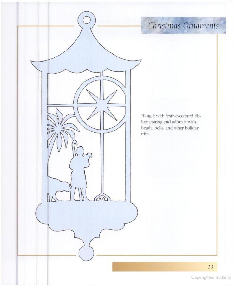 Decorative ornamental scroll saw patterns décors papier