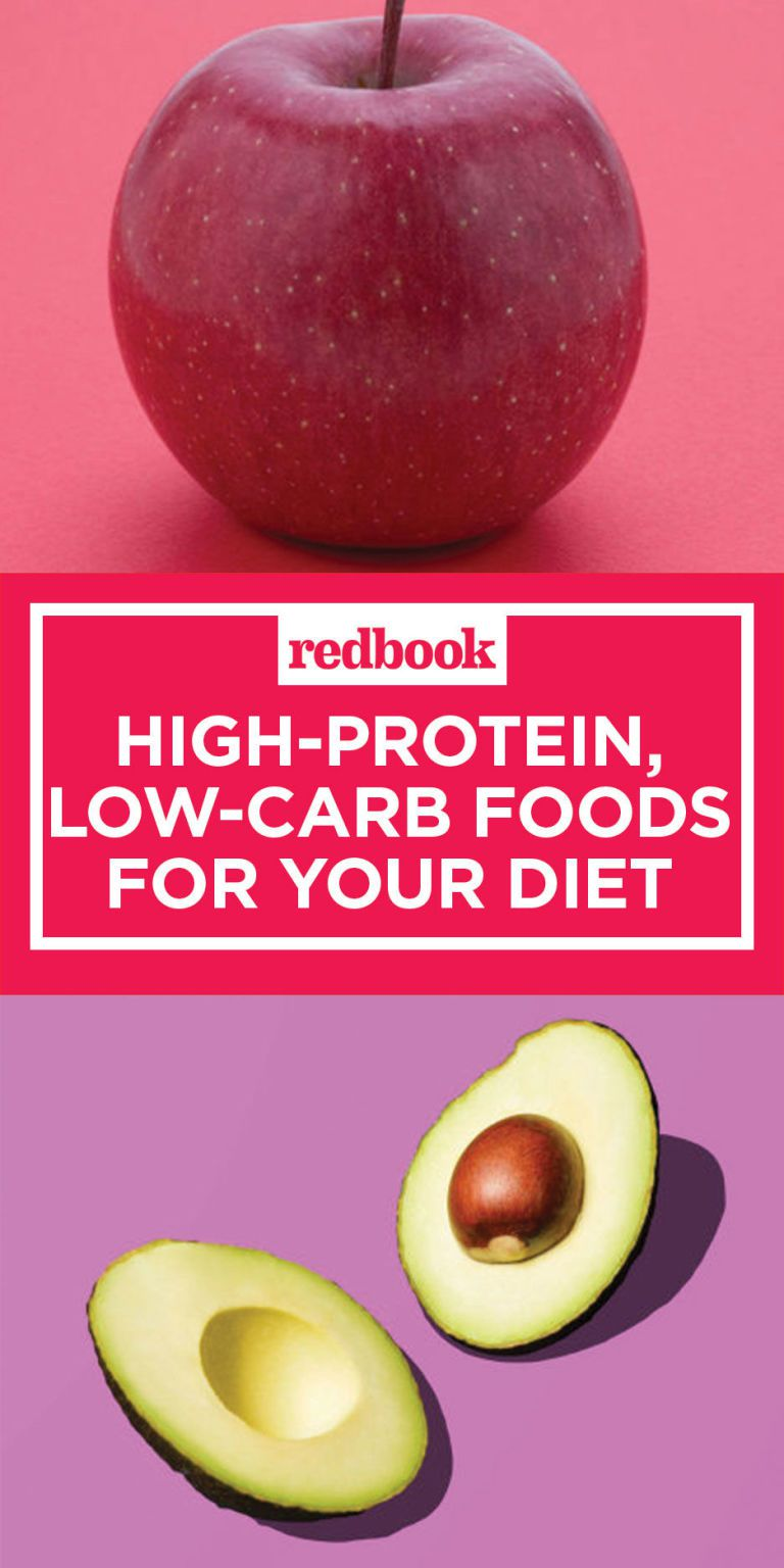 15 High-Protein, Low-Carb Foods to Add Into Your Diet ...