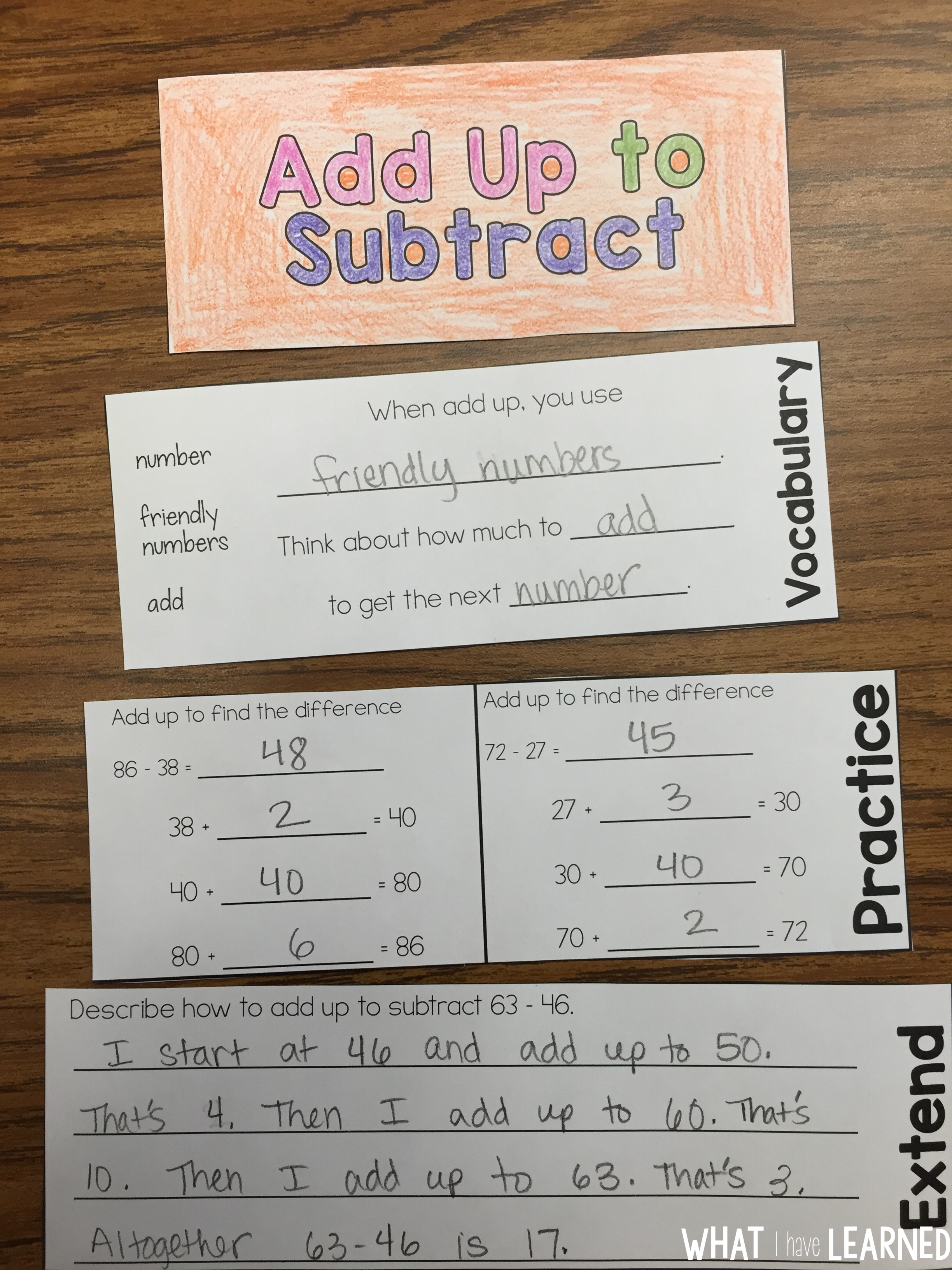 Breaking Apart 2 Digit Multiplication Worksheet