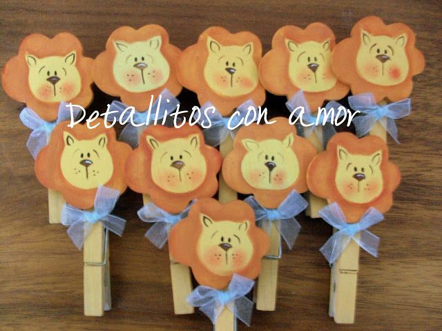 Detallitos para baby shower<3
