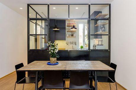 Pareti in vetro per dividere spazi interni cerca con - Design d interni milano ...