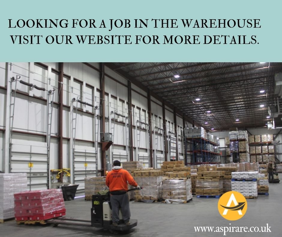 Looking for a job within the Warehouse sector? We have