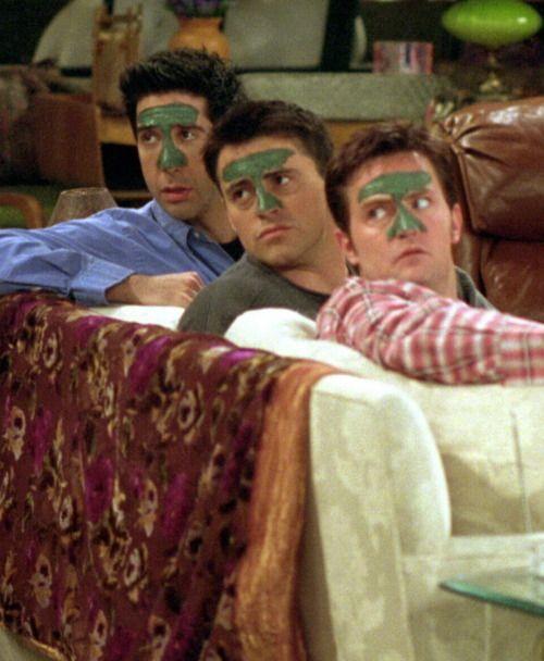 F I N D S: Ross.Joey.Chandler FRIENDS