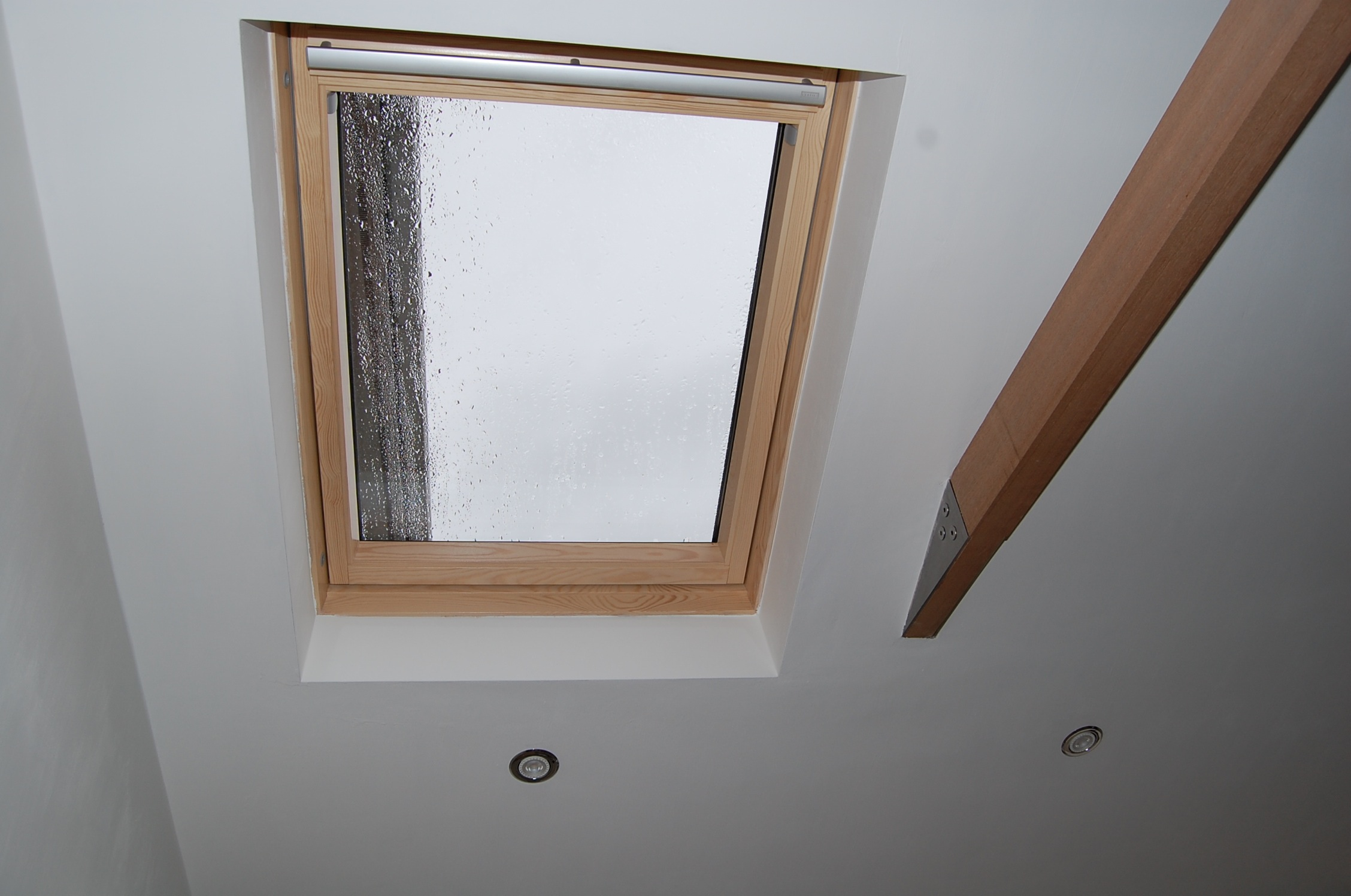 Hardwood Timber Tie Strut Velux Rooflight It S All About Attention To Detail Roof Light Garden Room Extensions Garden Room