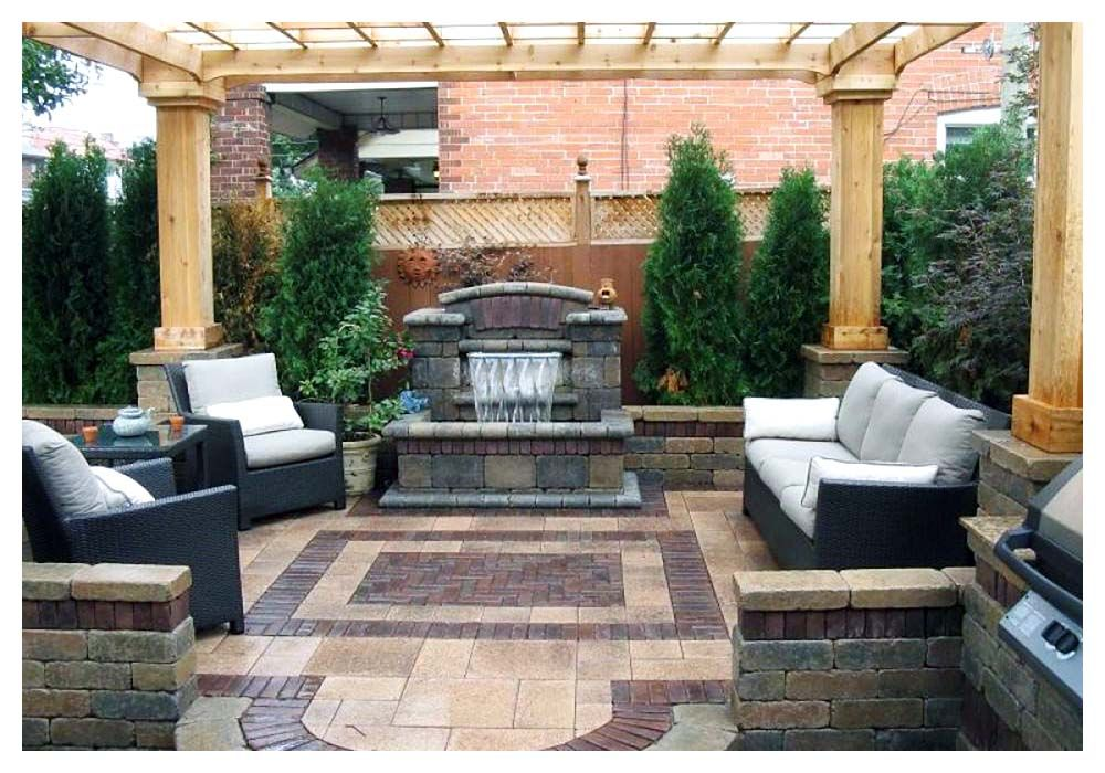 awesome 25+ Unbelievably Small Back Patio Decorating Design Ideas ...