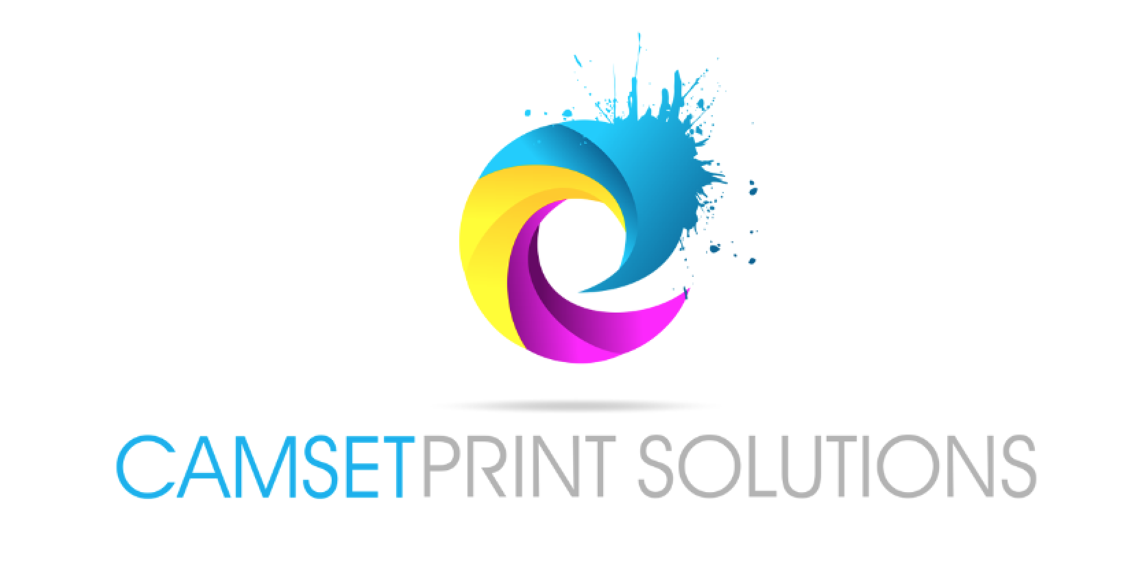 Printing Press Logo Design Vector Free Download